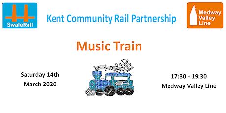 Music Train tickets