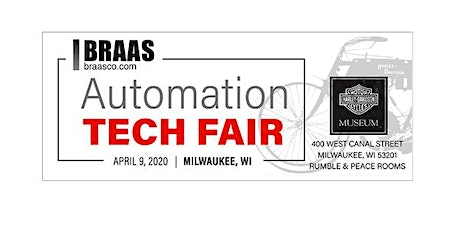 BRAAS Automation TECH FAIR tickets