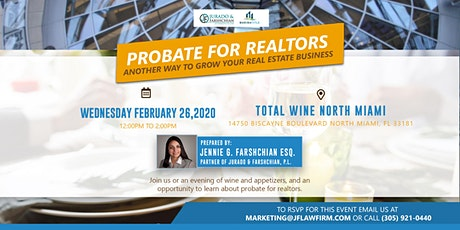 Probate for Realtors tickets