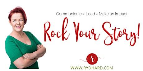 Bygg dit varumärke med strategisk storytelling! biljetter
