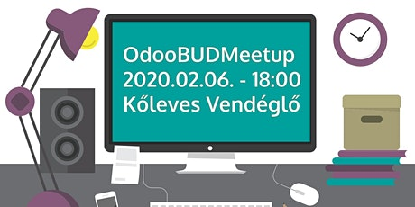 OdooBUDMeetup@Kőleves tickets