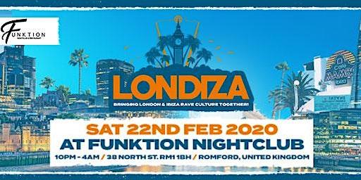 Urban Policy Entertainment Presents 'LONDIZA'