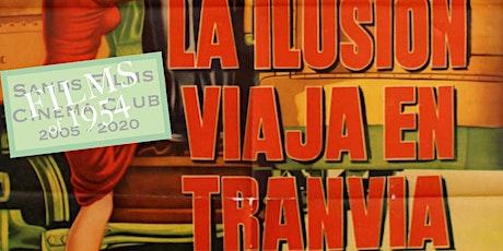 SandsFilms Cinema Club presents FILMS OF 1954:ILLUSION TRAVELS BY STREETCAR tickets