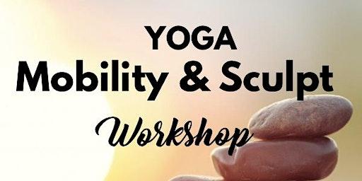 Mobility and sculpt yoga   GSO Sportsplex