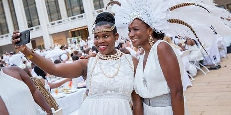 Brooklyn  Popup - Soirée Dans Le Parc  -  A  Chic All White Dinner  Party tickets