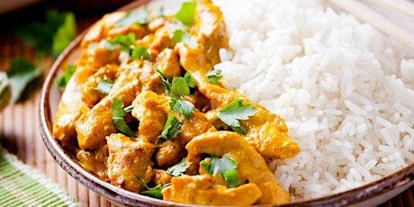 Genießen Sie eine kulinarische Reise nach Thailand im Patara Tickets