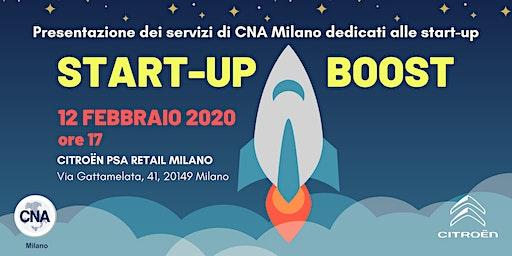 Start-up Boost: Il progetto di CNA Milano dedicato al mondo delle start-up