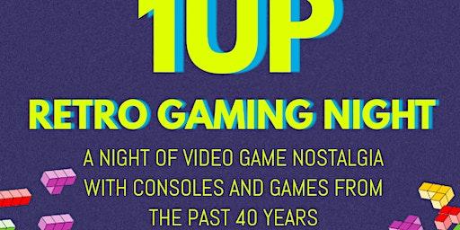 1UP Retro Gaming Night Asgard Walsall