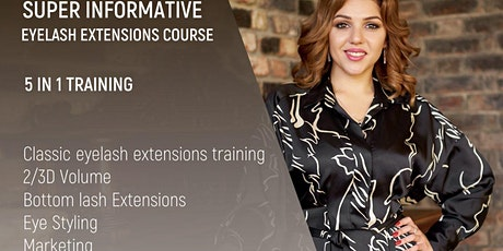 Beginners Lash Mastery Course - Platinum Package tickets