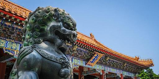 Capodanno Cinese - lezioni open Tai Ji Quan