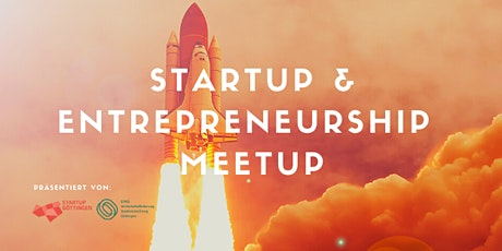 Startup & Entrepreneurship Meetup Tickets