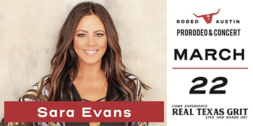 ProRodeo and Sara Evans
