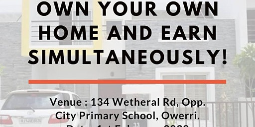 HOW TO OWN YOUR OWN DREAM HOME WHILST EARNING DAILY!