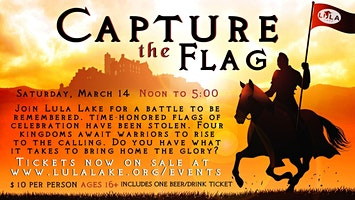 Capture the Flag at Lula Lake