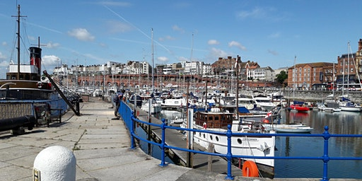Ramsgate's Royal Harbour - a guided walk