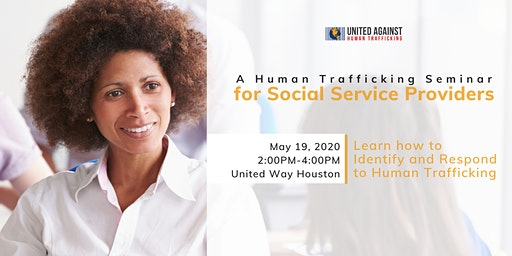 For Social Service Providers: A Training on Human Trafficking