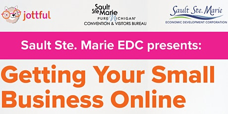 Getting Your Small Business Online tickets