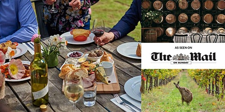 A South Australian evening of art, wine and travel with Mail on Sunday tickets