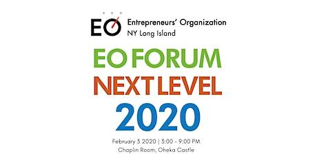 EO Long Island Forum Next Level tickets