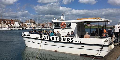 Shoreham Port Behind-The-Scenes Boat Tour
