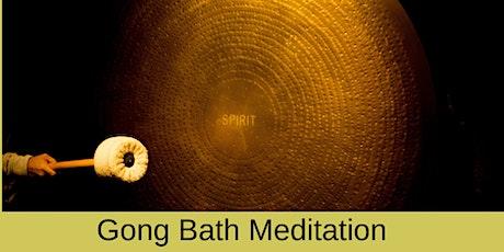 Cambridge Gong Bath Meditation Event tickets