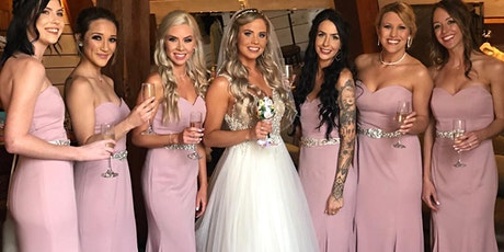 Blowouts to Bridal Education tickets