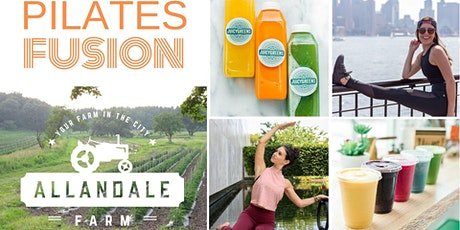 Pilates Fusion at Allandale Farm! tickets