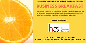 March 2020 Brentwood Chamber of Commerce Business...