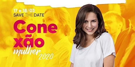 Conexão Mulher 2020 ingressos