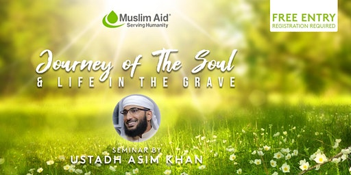 Journey of the Soul & Life in the Grave - Luton