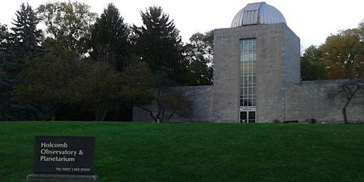 SOLD OUT - GRADES: 6-8 Holcomb Planetarium Evening Trip