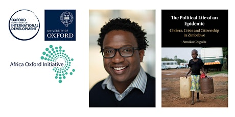 Book Launch:  The Political Life of an Epidemic by Simukai Chigudu tickets