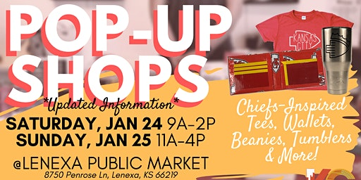 KC Handmade Goods Pop-Up Shop