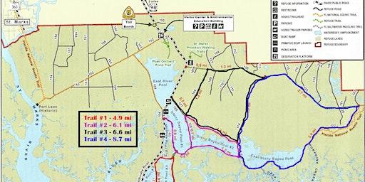 Feb 29, 2020 Guided Hiking Tour at St Marks National Wildlife Refuge