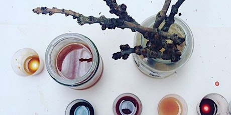 FERAL Ink. An Introduction to the Alchemy of Botanical Ink Making. tickets