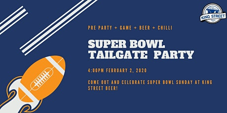 Super Bowl Tailgate Party tickets
