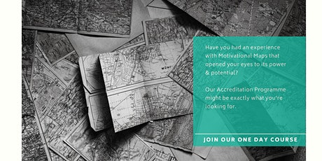 Become a Motivational Maps® Practitioner - 1 Day Event tickets