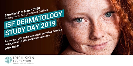ISF Dermatology Study Day 2020 tickets