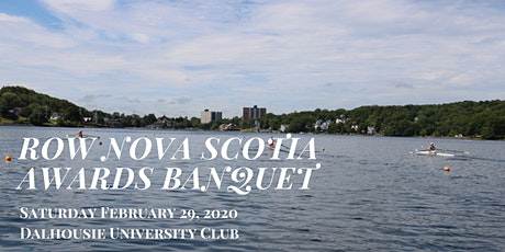 Row Nova Scotia Awards Banquet tickets