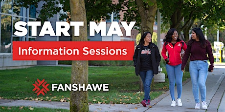 Start this May Information Sessions tickets