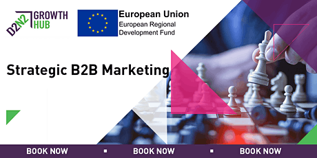 Strategic B2B Marketing tickets