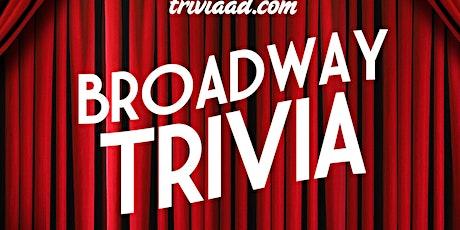 Broadway Trivia tickets