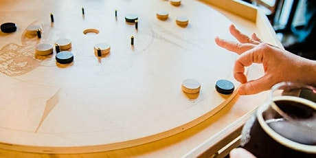 Crokinole Tournament tickets