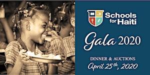 Schools For Haiti 7th Annual Fundraising Gala