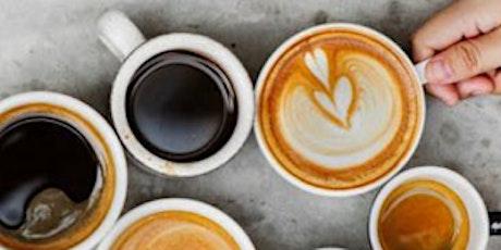 Caffeine and Conversation - Lincoln/Online tickets