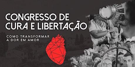 Congresso de Cura e Libertação - João Pessoa ingressos