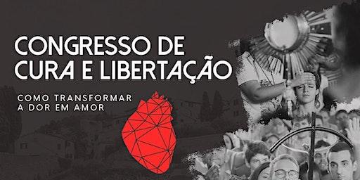 Congresso de Cura e Libertação - João Pessoa