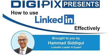 How to use LinkedIn Effectively tickets