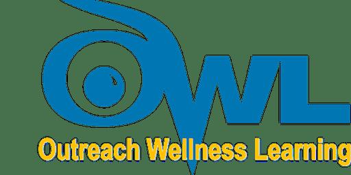 Outreach Wellness Learning seminar   DeKalb Co