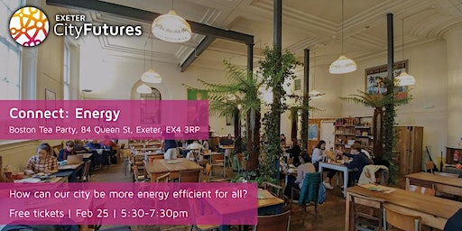 Exeter City Futures Connect: Energy